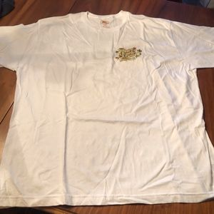 TOMMY BAHAMA XXL Vintage T Shirt Grillin Chillin